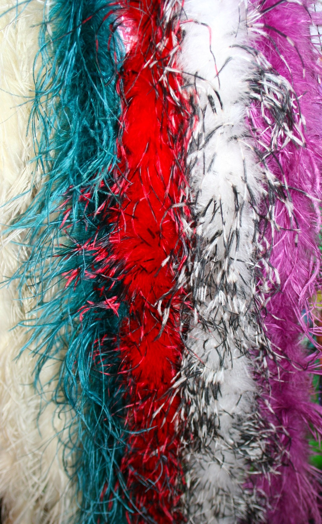 Ostrich Feather Boa