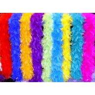 Feather Boa Chandelle 80g 2y all colours