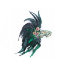 Feather Mask cm37