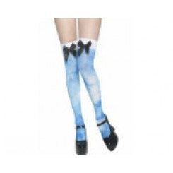 alice in lsd land stockings