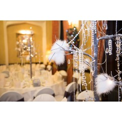 Crystal Trees Centerpiece