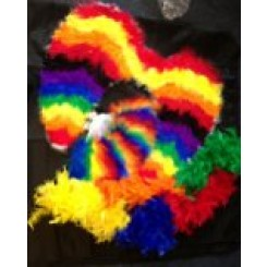 gay pride rainbow set