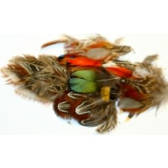 Mixed Pheasant Plumage Feather