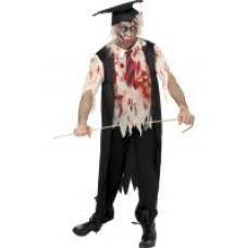 high school zombie headmaster