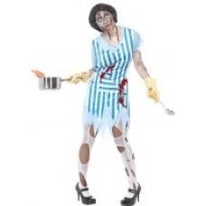 zombie dinner lady